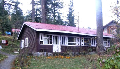 Hadimba Cottages