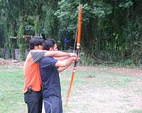 Archery at Resort