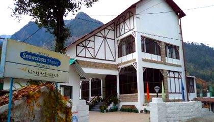 Hotel Snowcrests Manor