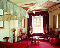 The Mughal Royal Room