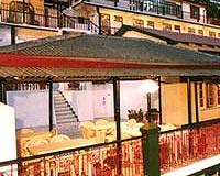 Open-Air Terrace Restaurant