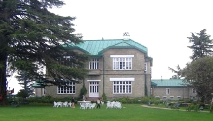 The Chail Palace