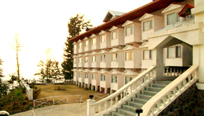 Whistling Pines Resort